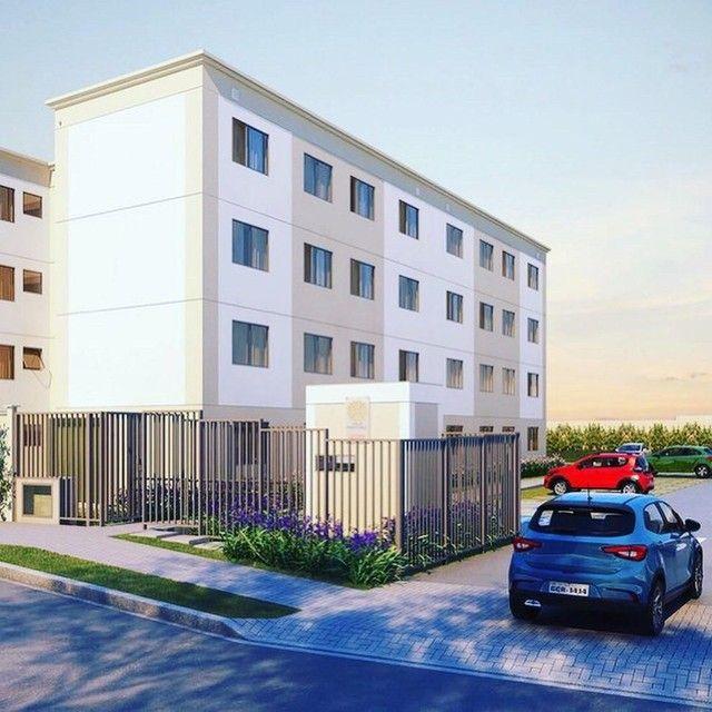 Fran)Apartamento em umbara 100%financiado 60xsem juros saia do aluguel nesse ano  - Foto 4