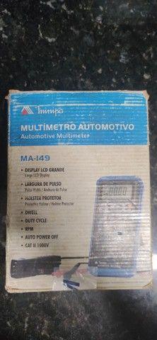 Multímetro Automotivo Digital - Foto 2
