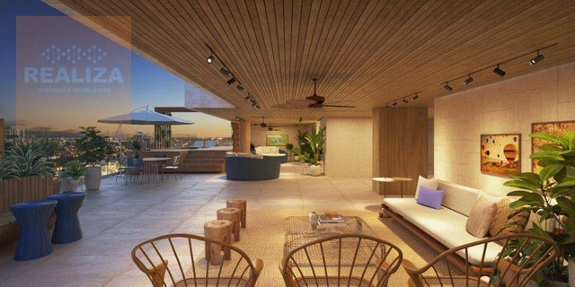 Apartamento com 3 dormitórios à venda, 120 m² por R$ 690.000 - Pedra - Eusébio/CE - Foto 18