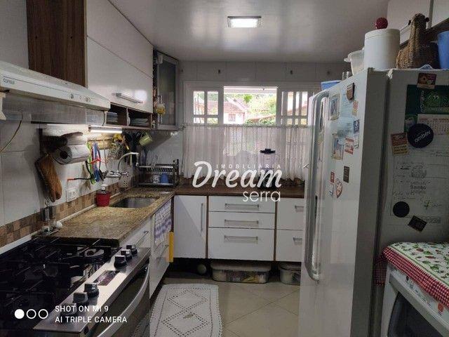 Casa com 4 dormitórios à venda, 117 m² por R$ 600.000,00 - Alto - Teresópolis/RJ - Foto 11
