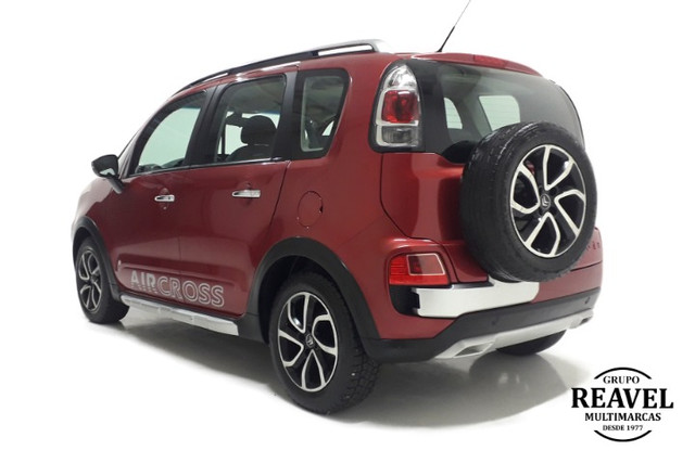 Citroen Aircross | 2011-2012 | 1.6 Exclusive 16V Flex 4P Manual - Foto 3