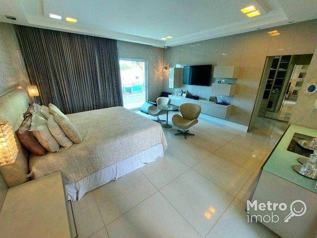 Casa de Condomínio com 5 quartos à venda, 600 m² por R$ 4.800.000 - Cohama - São Luís/MA - Foto 18