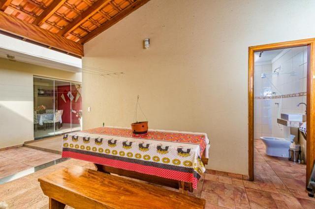 Casa à venda com 3 dormitórios em Jardim monumento, Piracicaba cod:V137079 - Foto 20