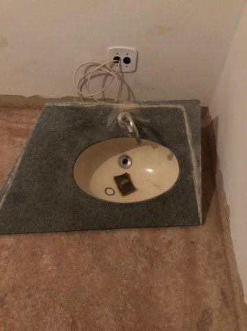 Lavatório banheiro