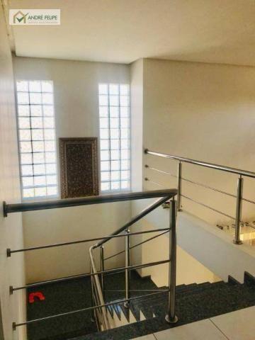 Casa com 5 dormitórios para alugar, 300 m² por R$ 2.700,00/mês - Novo Horizonte - Arapirac - Foto 13