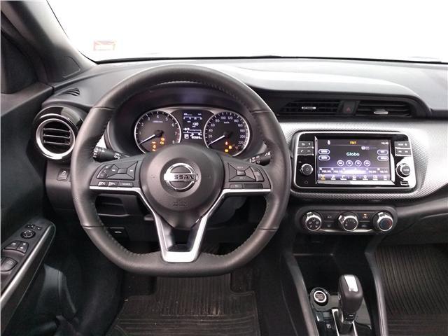 Nissan Kicks 1.6 16v flexstart sv 4p xtronic - Foto 13