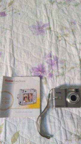 Câmera fotografia digital kodak
