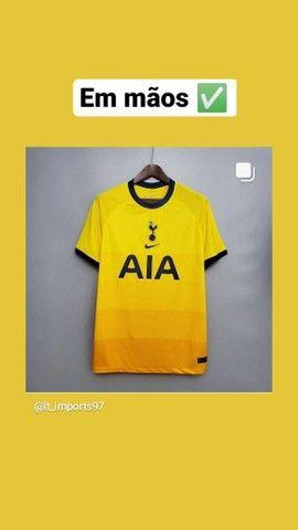 Camisas de time tailandesa - Foto 2
