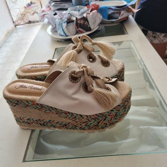 Sapatos usados com preços variados  - Foto 5