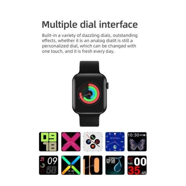 Smartwatch X8 novo modelo 2021 - Foto 4
