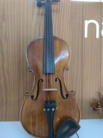Violino Eagle ve441 verniz Natural