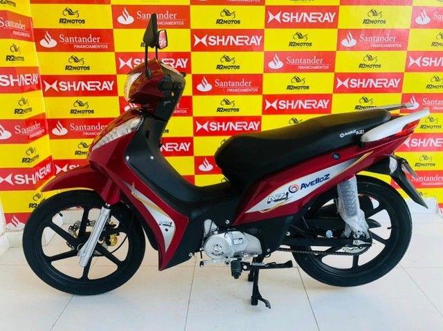 Avelloz AZ1 50cc Zero Km R$ 7.290 Com emplacamento Incluso - R2 Motos Cuiá/Geisel - Foto 17