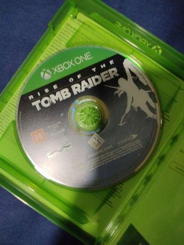 Jogos xbox overwatch e tomb raider - Foto 3