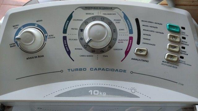 Lavadora Eletrolux 10kg  - Foto 4