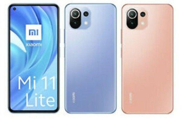 Mi 11 lite 128 GB/6 GB Ram Azul/Rosa  - Foto 6