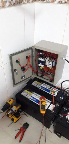 Quadros elétricos, comando. - Foto 4