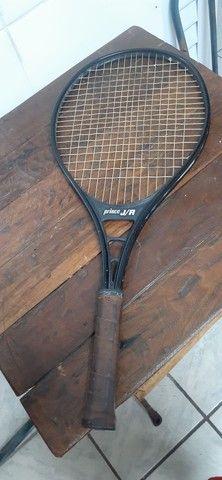 Raquete usada