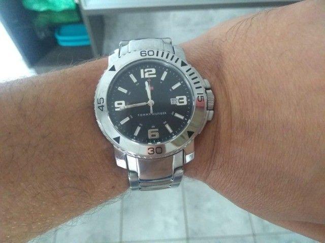 Relógio Tommy Hilfiger - Masculino Original Aço Inoxidavel - Foto 6