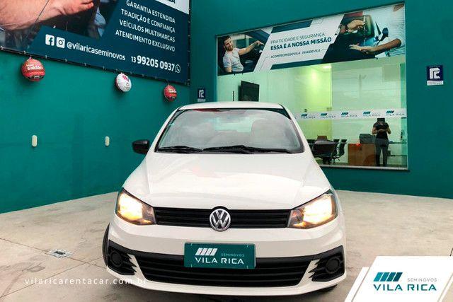 Vila Rica Seminovos VW Gol 1.0 12v MPI TotalFlex Trendline 4P Manual - Foto 12