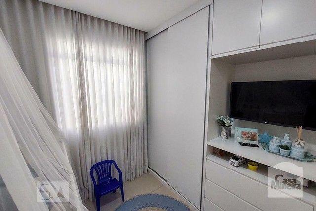 Apartamento à venda com 3 dormitórios em Castelo, Belo horizonte cod:334445 - Foto 19