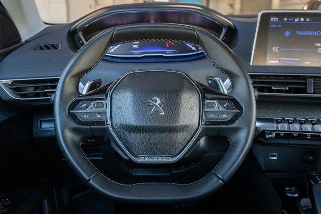 Peugeot 3008 griffe 1.6 turbo 2019 automatico *IPVA 2021 PAGO* - Foto 8