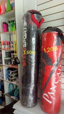 Kit saco Pancada + Luva Bate saco
