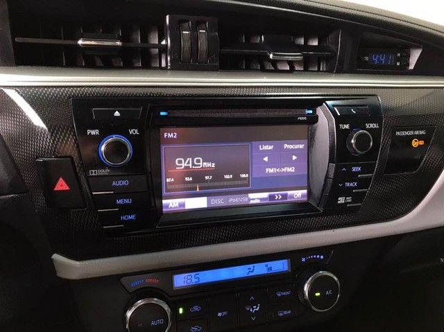 Corolla XEI 2.0 Flex -2017 - Foto 6