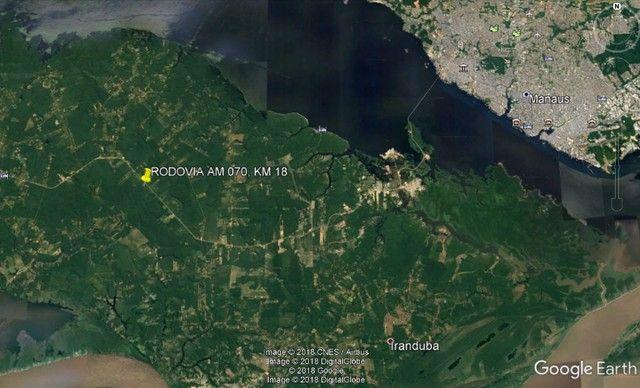 Terreno 420.000m² Iranduba na rodovia AM 070 KM 18 - Foto 2