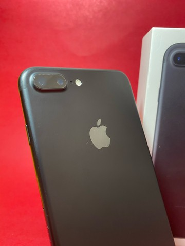 iPhone 7 Plus 32Gb Preto  - Foto 2