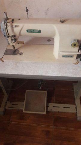 Máquina de costura industrial Reta  - Foto 2