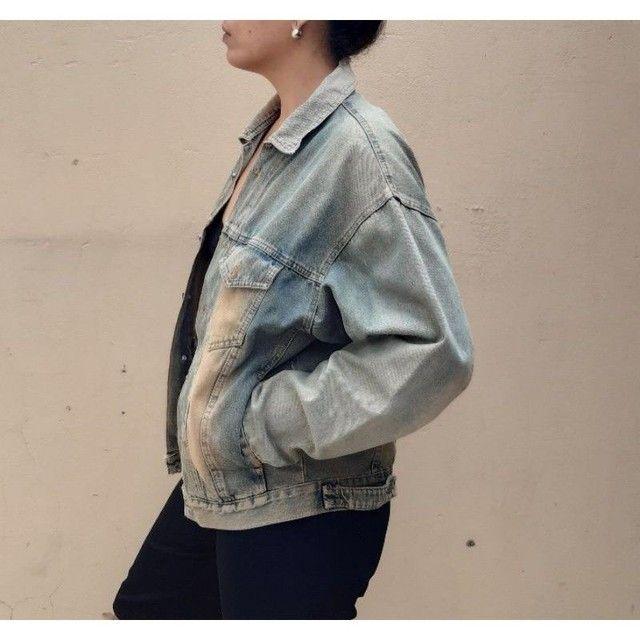 Jaqueta/Calça Jeans  - Foto 2