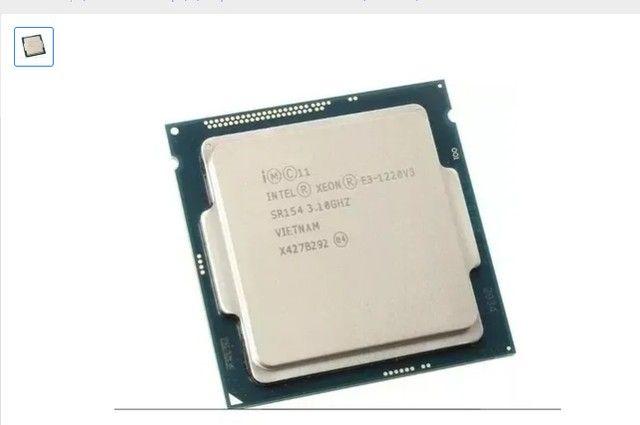 Processador Servidor IBM / Intel Xeon E3-1220v2 3.1GHz