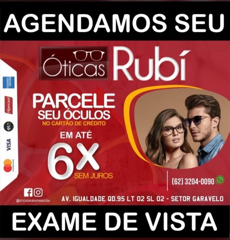 Óticas Rubí  - Foto 6