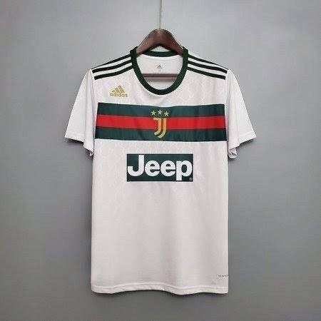 Camisa Juventus Gucci 2020/2021