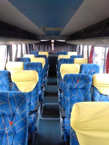 Ônibus rodoviário g6 1050 ano 2006/7 - Foto 2