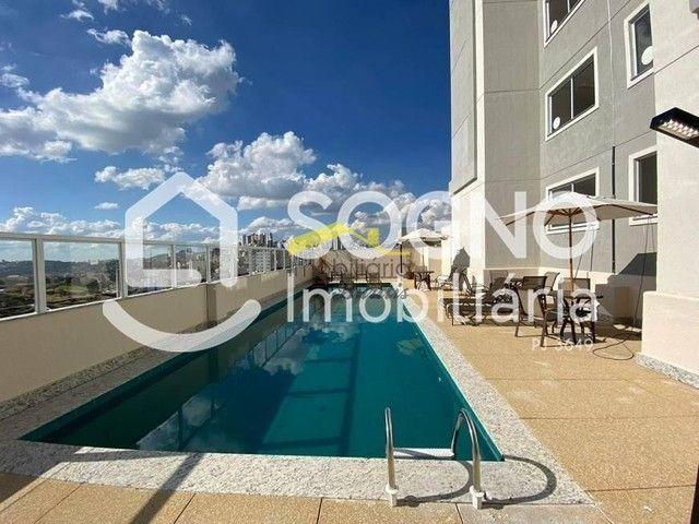 Apartamento à venda, 2 quartos, 1 vaga, Buritis - Belo Horizonte/MG