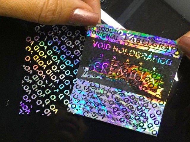 Lacre Void Holográfico original linha Premium - Foto 2