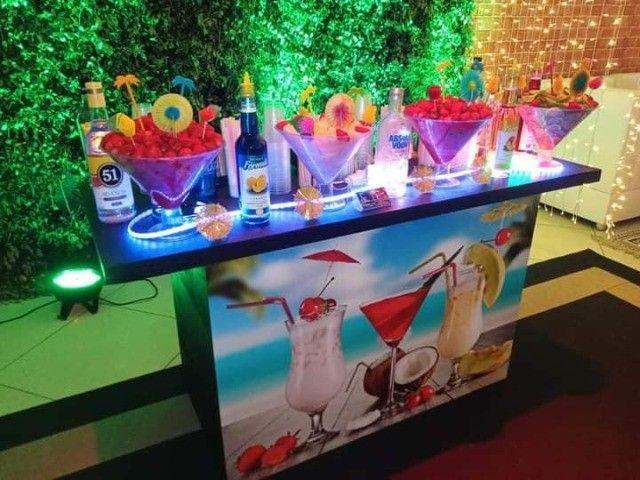 Barman Open Bar Show para Festas e Eventos - Foto 4