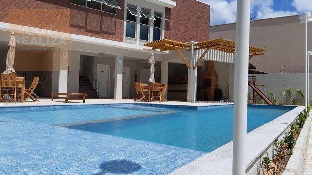 Apartamento com 3 dormitórios à venda, 77 m² por R$ 329.000 - Coité - Eusébio/CE - Foto 5
