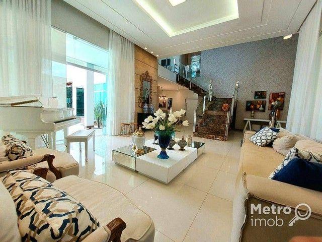 Casa de Condomínio com 5 quartos à venda, 600 m² por R$ 4.800.000 - Cohama - São Luís/MA - Foto 3