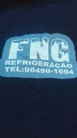 Fng refrigeração manutenções e conserto eletricista