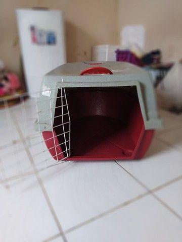 Caixa de transporte para cachorros - Foto 3