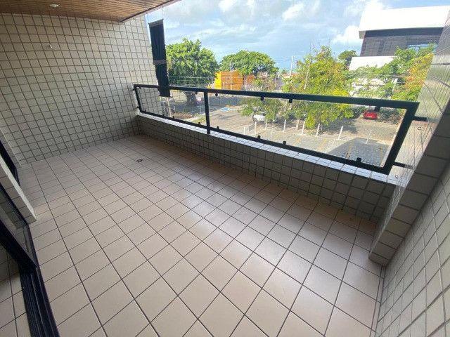 Apartamento com 3 dormitórios para alugar, 101 m²- Manaíra - João Pessoa/PB - Foto 6