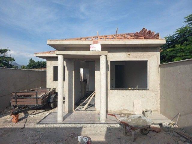 Casa de 1ª locação para venda com 3 quartos, suíte, garagem em Itaipuaçu - Maricá - Foto 8