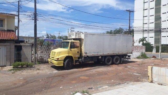 Caminhão Mb 1620 - 97/97 - Baú gelado