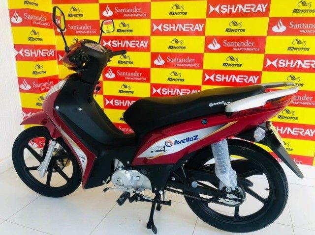 Avelloz AZ1 50cc Zero Km R$ 7.290 Com emplacamento Incluso - R2 Motos Cuiá/Geisel - Foto 18