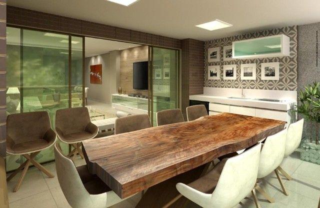 JS- Apartamento na Beira Mar de Casa Caida - 144m² | Varanda Gourmet Holanda Prime - Foto 12