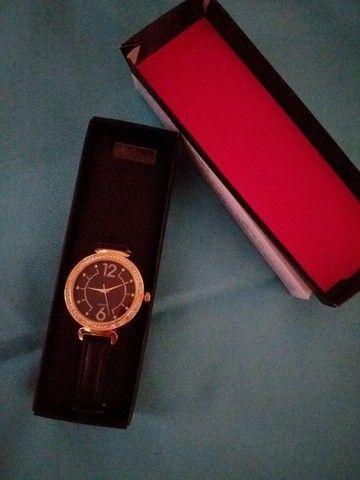 Relógio Quatz feminino  - Foto 3