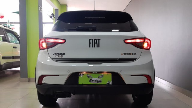 FIAT ARGO TREKKING 1.3 - Foto 11