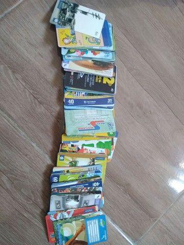 Coleção de Cartões Telefônicos  - Foto 2